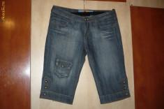 Blugi dama - Blugi, Jeans, Pantaloni trei-sferturi, nr. 29, superbi!