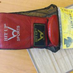 Vand manusi sac, antrenament, marimea XL (noi) - Kickboxing