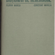 DICTIONAR DE NEOLOGISME (1978) - Dictionar ilustrat