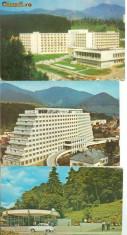 Carti Postale Romania dupa 1918, Circulata, Fotografie - SINGEORZ BAI-7-CIRCULATE-2-INTREG POSTAL-1-RPR LOT 8-CARTE POSTALA VEDERE-