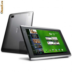Vand tableta Acer Iconia Tab A500 cu Android 3.0, Honeycomb - Tableta Acer Iconia A500