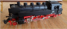 Macheta Feroviara - Locomotiva cu aburi - TT 86759