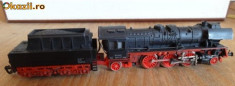 Macheta Feroviara - Locomotiva cu aburi macheta functionala - TT BR 351111