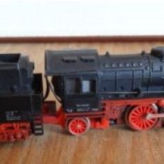 Locomotiva cu aburi macheta functionala - TT BR 351111 - Macheta Feroviara