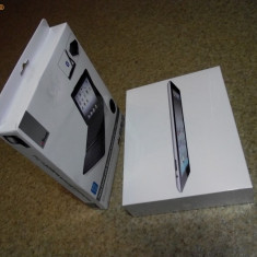 IPad 2 64 GB 3G Sigilat - Tableta iPad 2 Apple, Negru, Wi-Fi + 3G