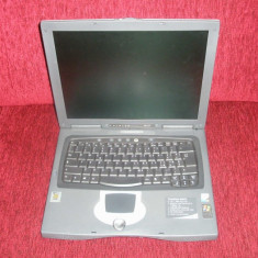 Laptop Acer TravelMate, Intel Pentium 4-M, Sub 15 inch, Sub 80 GB, Sub 1 GB