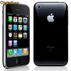 Iphone3g16gb - iPhone 3G Apple, Negru, Neblocat