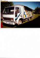 Apicultura - Vand Camion cu Pavilion de Stupi