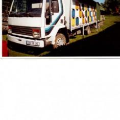 Vand Camion cu Pavilion de Stupi - Apicultura