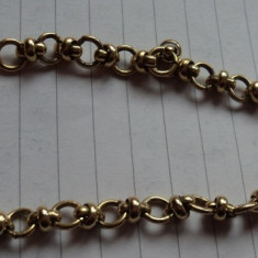 Bratara placate cu aur - Bratara placata cu aur