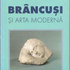 Dan Grigorescu - Brancusi si arta moderna - 2001 - Carte sculptura