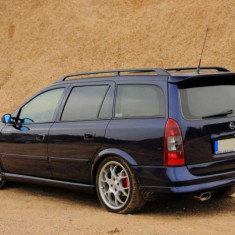 Vand eleron Opel Astra G caravan - Eleroane tuning