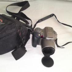 Aparat FOTO FILM OLYMPUS IS-30 DLX 35mm + GEANTA - Aparat Foto cu Film Olympus