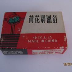 PIONEZE CHINEZESTI DE COLECTIE DIN ANII 80
