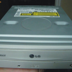 CDROM PC Desktop LG IDE 52X MAX model GCR-8523B