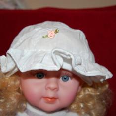 Palariuta fetita de vara 6 luni-1 an - Palarie Copii