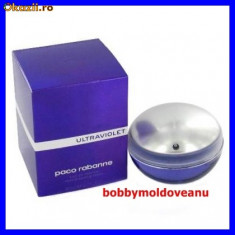 PARFUM DAMA PACO RABANNE ULTRAVIOLET 80ML - Parfum femeie Paco Rabanne, Apa de parfum