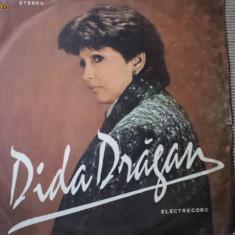 Dida dragan album disc vinyl lp muzica pop usoara slagare romanesti electrecord, VINIL
