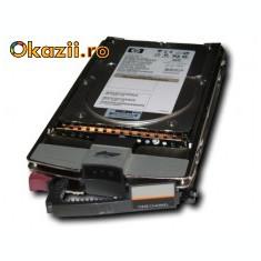 HDD HP 72.8GB, 15000RPM, Fibre Channel 40 PIN 2 GBIT, Model BF07255B2C