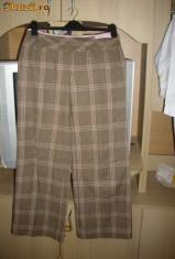 Pantaloni dama - Pantaloni stofa eleganti office mas 38-40
