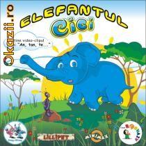 ELEFANTUL CICI - ROGVAIV (CD) SIGILAT!!! foto