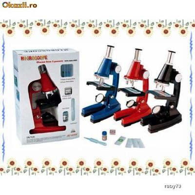 Microscop pentru copii foto