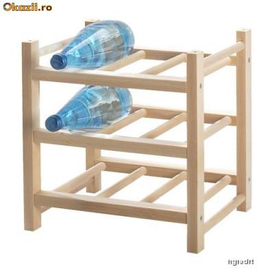 IKEA - SUPORT 9 STICLE VIN - SI ALTE PRODUSE IKEA !!! foto