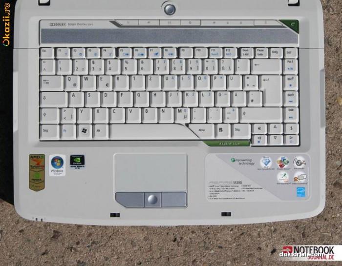 Продам ноутбук ACER ASPIRE 5520G.