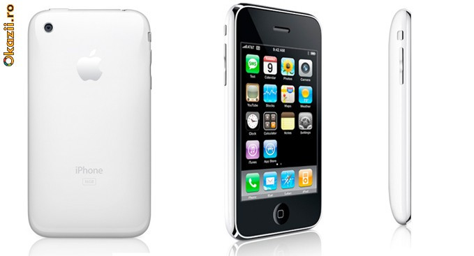 Apple iPhone 3GS 32Gb White.
