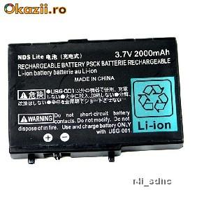 Acumulator Nintendo DS Lite - NOU foto mare