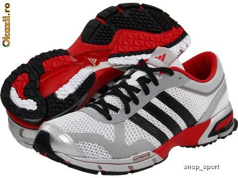 Adidasi barbat Adidas Marathon 10 - adidasi originali - running foto mare