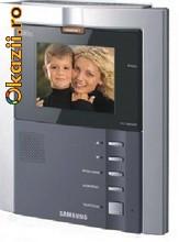 kit video interfon samsung,nou,garantie,pentru casa-vila,INSTALARE LA CERERE foto mare
