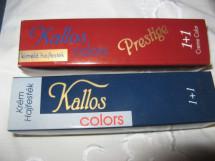 Vopsea de par Kallos foto