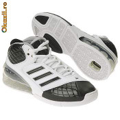 adidas Team Bounce ` ghete de basket ` NOI ` 42 - 265mm foto