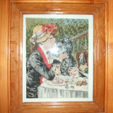Tapiterie Goblen - Goblen Petrecerea de pe vapor