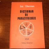 Ion Gherman - Dictionar de parazitologie - Carte de aventura