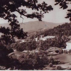 Carti Postale Romania dupa 1918 - R 4408 Calimanesti Pod peste Olt Circulata