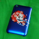 Carcasa iPhone 3G 3Gs - model unicat APPLE ED HARDY DESIGN [2]
