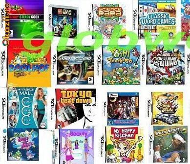 Vand JOCURI Nintendo DS foto