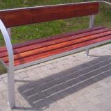 Banci de gradina - Banca-mobilier stradal