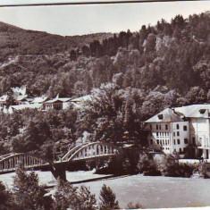 Carti Postale Romania dupa 1918 - R-7490 CALIMANESTI-Pod peste Olt, CIRCULAT 1962