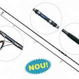 Lanseta fibra de carbon Baracuda Competition 3, 6 m din 2 bucati 3, 25 LBS, Lansete Crap