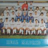 FOTBAL: SPANIA - FOTO REAL MADRID (1990)