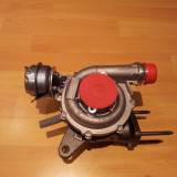 Turbina turbosuflanta GTB1446VZ Renault Megane 3, Scenic 3 1.9 dci 130 cp
