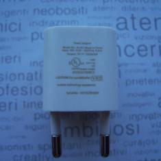 INCARCATOR USB, IPHONE, IPOD, 5V-1000 mA LA 100-240 V - Incarcator telefon iPhone