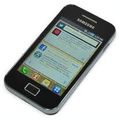 Samsung Galaxy Ace (GT-S5830) - Telefon mobil Samsung Galaxy Ace, Negru, Neblocat