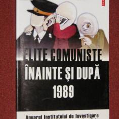 Istorie - Elite Comuniste Inainte Si Dupa 1989 (Vol.ll)