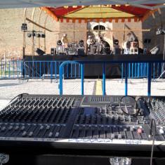Yamaha GA32/12 - Mixer audio