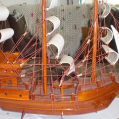 Barca cu vele, An fabricatie: 2008, Particular