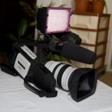 Camera Video Canon, Mini DV, CCD, 10-20x, Sub 2 inch - Camera video profesionala canon xl2
